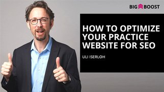 How To Optimize Your Practice Website For SEO