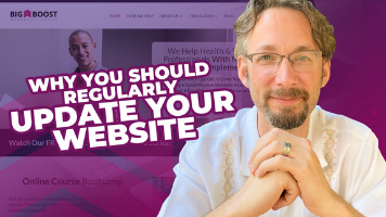 Why Update Your Website Regularly
